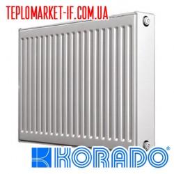 Радіатор   11   600 х2000   KORADO   2700Вт
