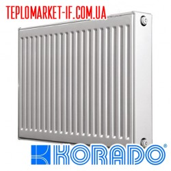 Радіатор   22   500 х 500    KORADO     956Вт
