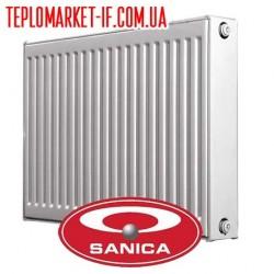 Радіатор  11  600 х1200   SANICA   1540Вт