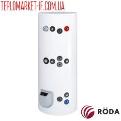 Бойлер комбінований RODA CS0100WHS (100л)