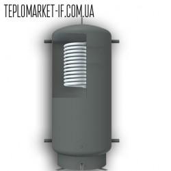 Буферна ємність Altep ТА 500 (500л) (сталь, без ізоляції, чорний теплообм.)