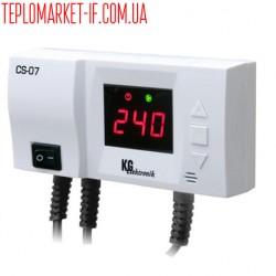 KG ELECTRONIK СS-08 Автоматика циркуляційного насоса (котел+бойлер)