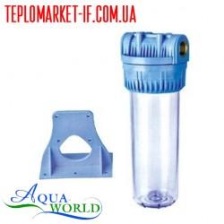 """Фільтр колбовий 1""""  AquaWord"""