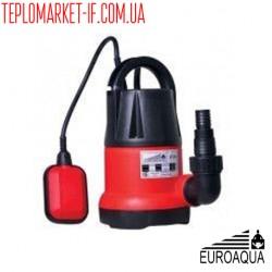 Насос дренажний  EuroAqua  QDS-250