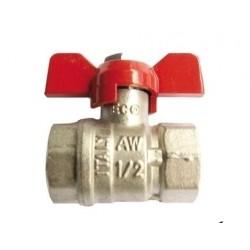 Кран  вода    1/2  (15)  рВ-рВ  AW-Econom